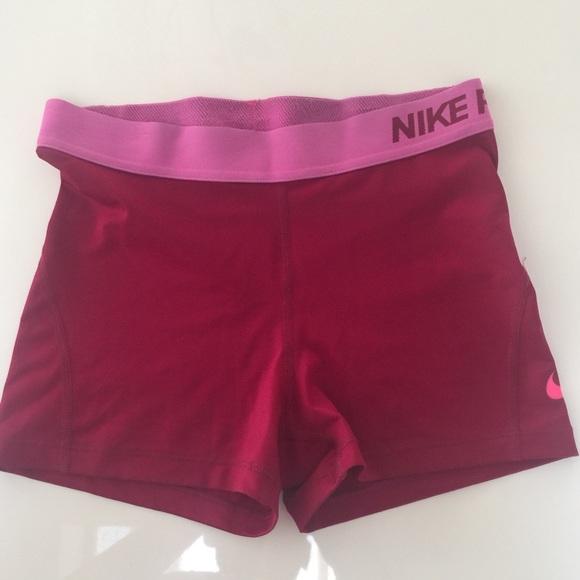 Nike Pants - Nike Pro shorts tights medium